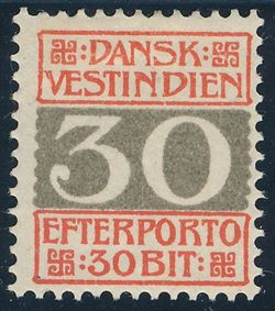 Danish West Indies 1905